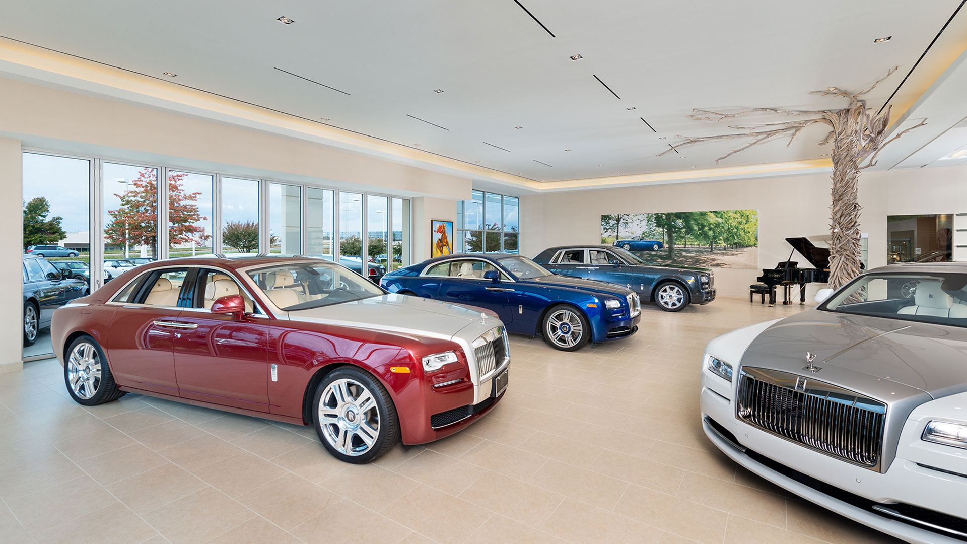 Rolls-Royce - 1
