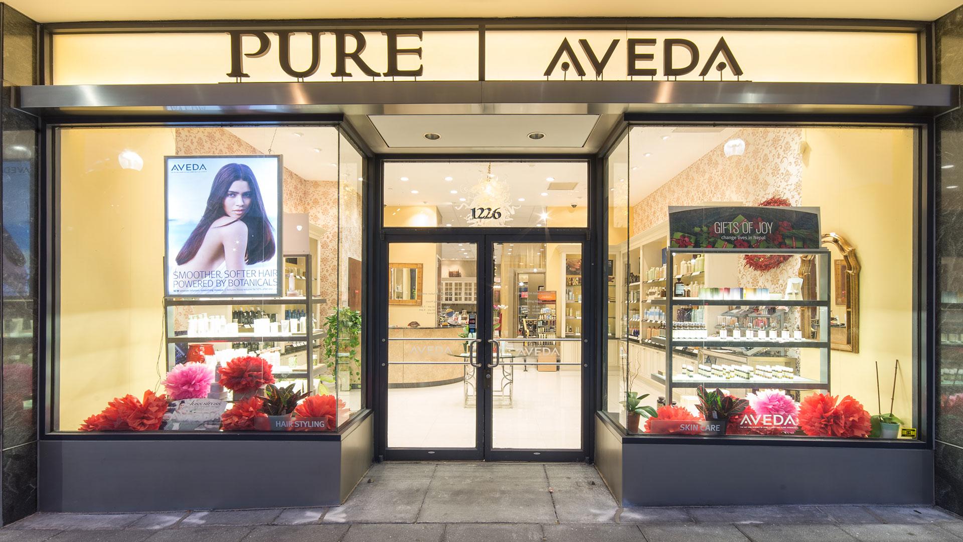 Pure Aveda Dupont Circle - 1