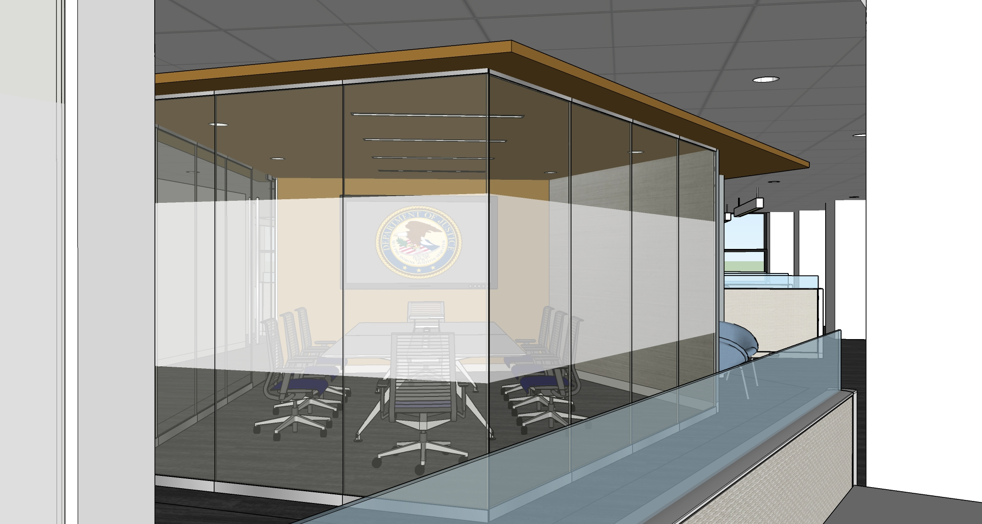open office-workstations-floating team room-6